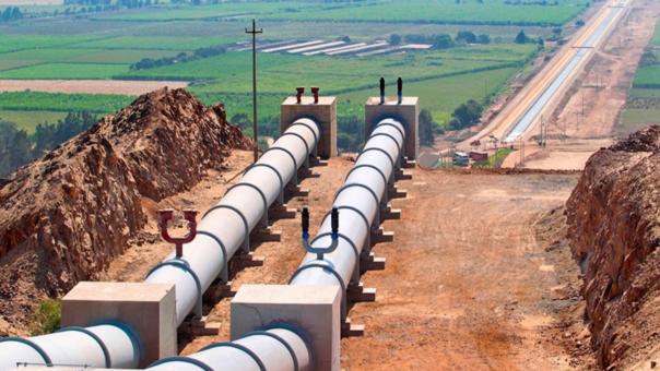 Se solucionaran obras paralizadas de Gasoducto este 2017