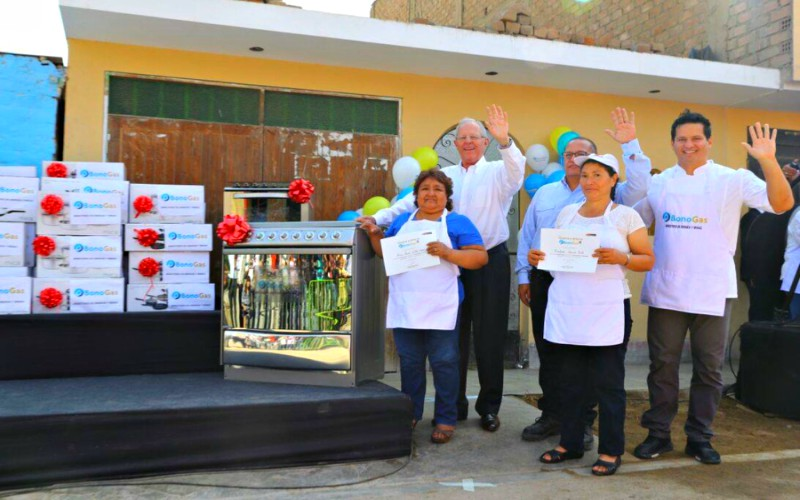 Gas natural para 11 mil hogares en la provincia de Cañete