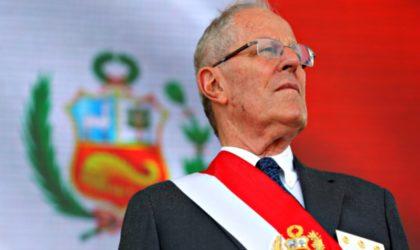 Kuczynski recalcó que Perú es una importante señal de confianza  de potencial de hidrocarburos