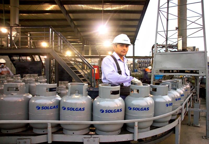 Solgas invirtió 20 millones de dólares para la construcción de su tercera esfera de Gas Licuado de Petróleo en Ventanilla