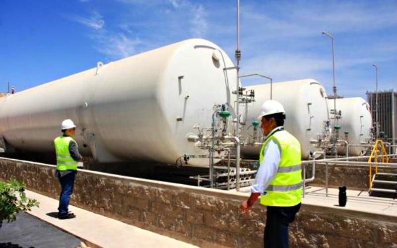 Arequipa: Más 6500 hogares podrán contar con el servicio de gas natural en el mes de noviembre