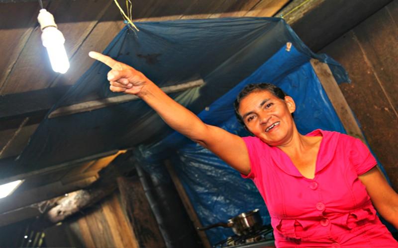Arequipa: Comunidad Occoruro ya cuenta con servicio de energía fotovoltaica