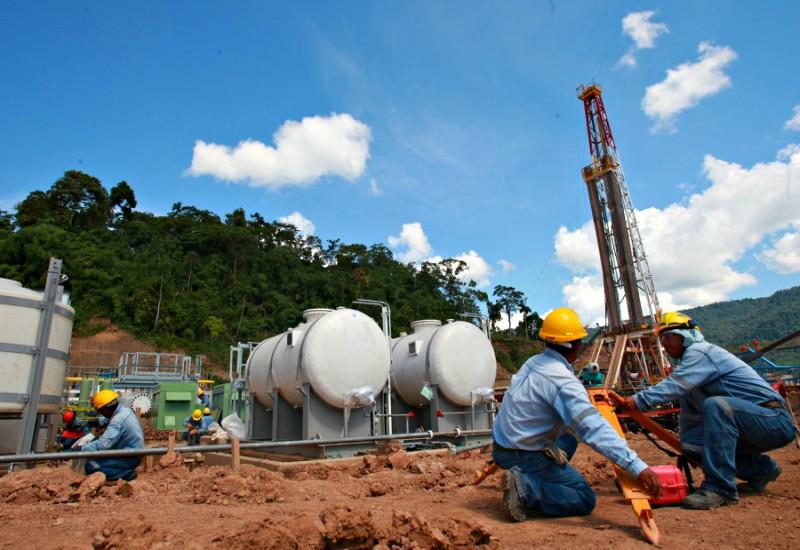 Repsol administra producción de gas natural en el Lote 57