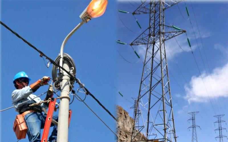 Energía eléctrica continúa aumentando en los últimos meses del año