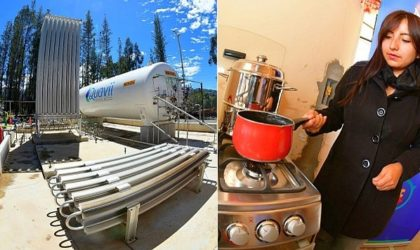 Se inicia la distribución del gas natural en Huaraz, a cargo de Quavii