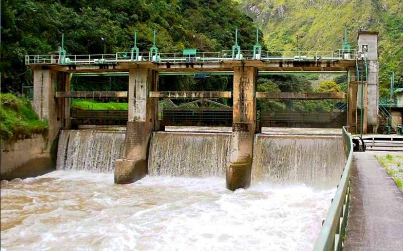 Arequipa: Proyectos hidroeléctricos se ponen en marcha este año
