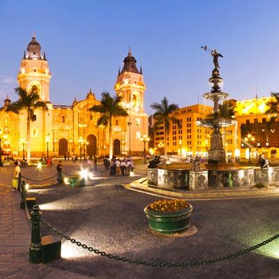 Por aniversario de Lima ,se elaborò Radiografìa Energètica