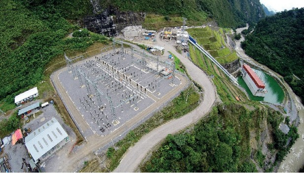 Hidroeléctrica Chaglla: Bancos que la financiaron ponen condiciones para su venta