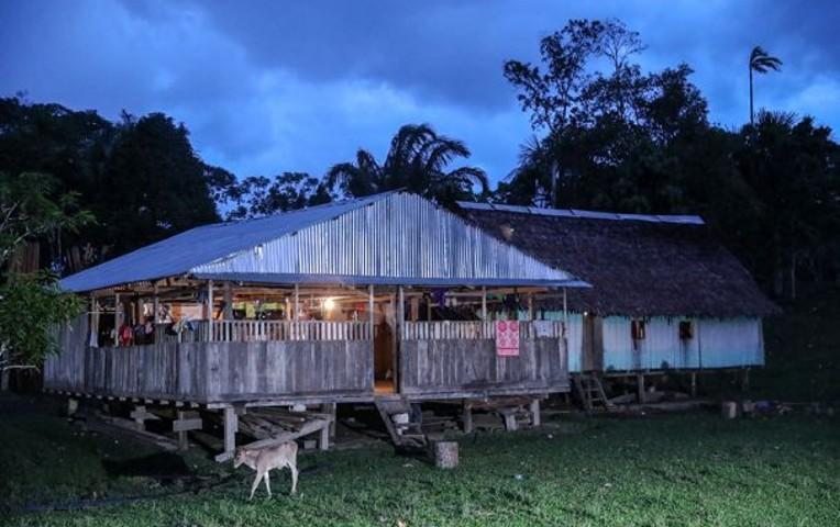 Más de 4,000 familias accedieron por primera vez al servicio de energía eléctrica en Loreto