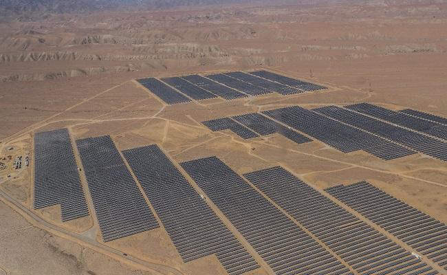 Inauguran la moderna planta solar Intipampa que beneficiara a más de 90,000 hogares del sur del país