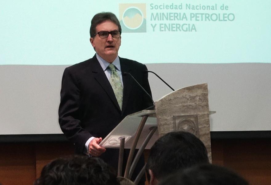 SNMPE: ANP deben establecerse en un marco normativo para cumplir con los estándares socio-ambientales