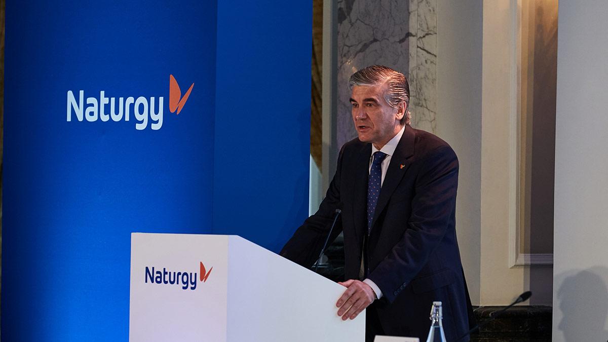Naturgy es la nueva marca de la compañía energética ,que sustituye a Gas Natural Fenosa