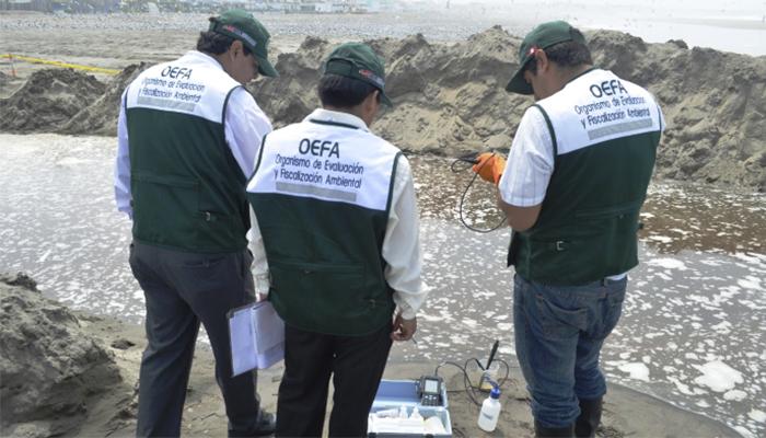 OEFA: No se ha detectado presencia de hidrocarburos en Zorritos