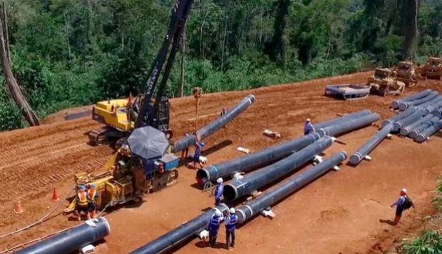 MEF: En seis semanas o dos meses se tendrá el recorrido del proyecto Gasoducto Sur