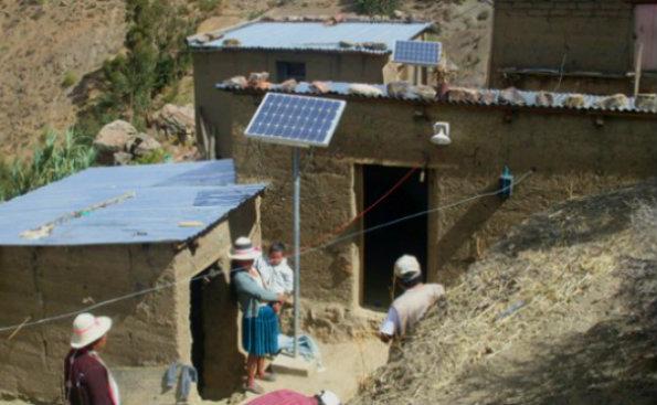 Ergon Perú instala más de 80 mil paneles solares en zonas rurales