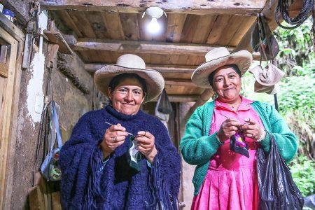 Sistema eléctrico rural  beneficiará a 4.892 pobladores de Cajamarca