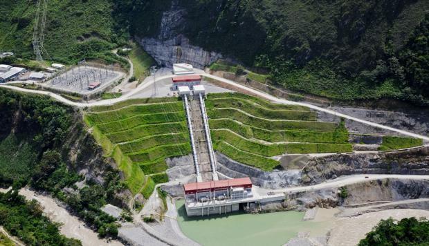 Acuerdan la venta de hidroeléctrica Chaglla por US$ 1,200 millones