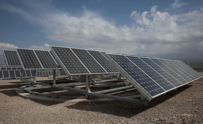GR Vale presenta expediente a EVA para su Parque Solar Lupi