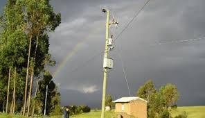 Se espera cubrir el 100% de electrificación rural para el 2021