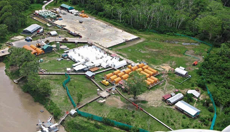PetroTal: La producción del Lote 95 superó la cifra estimada propuesta por la empresa de 5,000 barriles al día