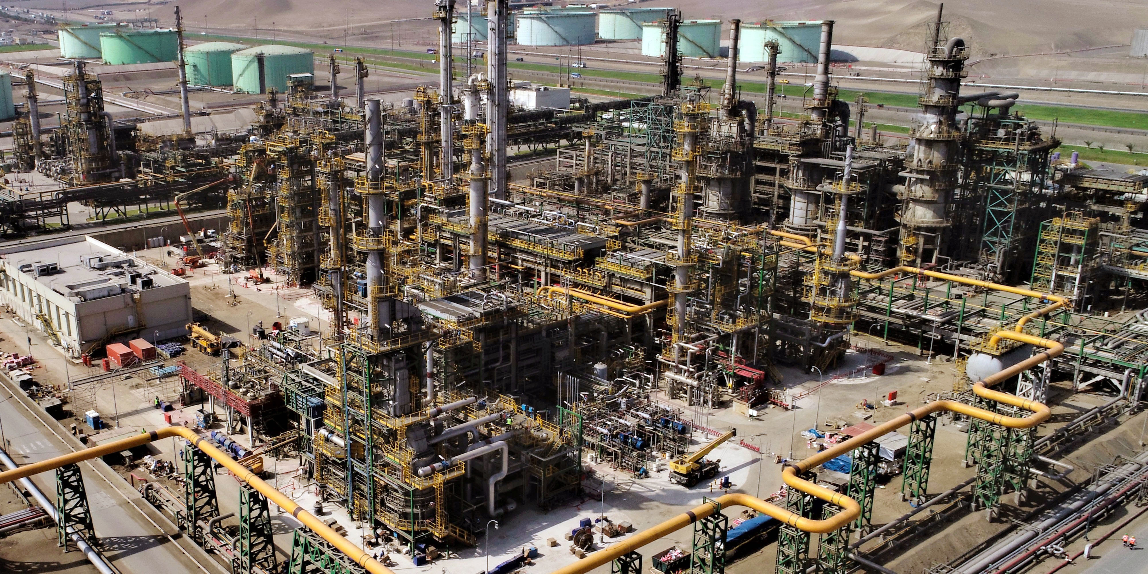Refinería La Pampilla: Repsol invirtió en la instalación de monoboya en su cuarto Terminal Marítimo US$ 109 Mlls.