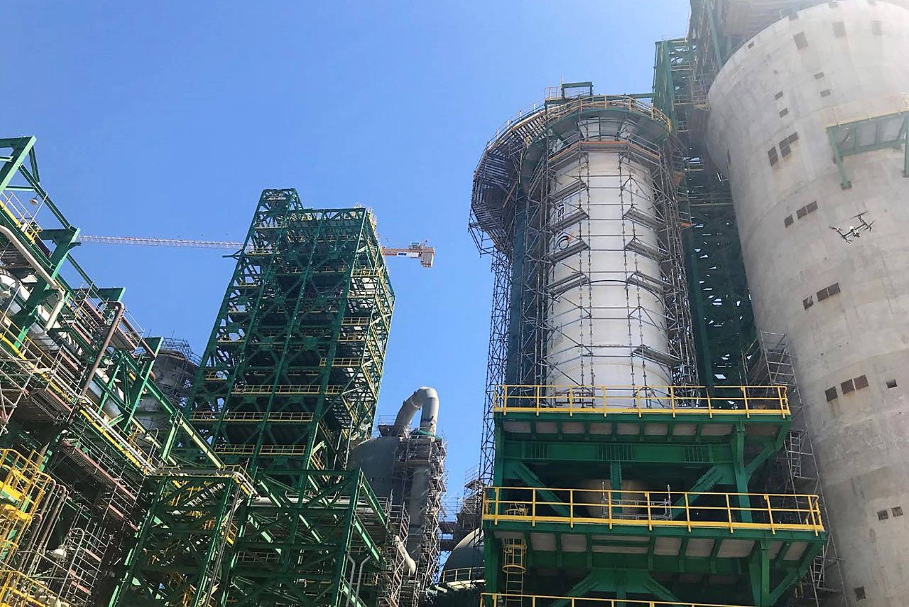 Refinería de Talara: Comenzará a operar a inicios   del 2021